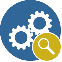 Process Health Check Icon