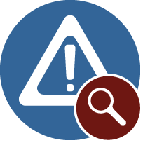 Risk Identification Icon
